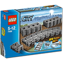 Lego City: Flexible Schienen
