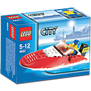 Lego City: Speedboot