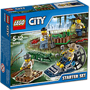 LEGO City: Sumpfpolizei Starter-Set (60066)