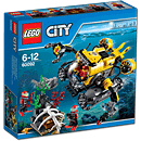 LEGO City: Tiefsee-U-Boot (60092)