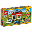 LEGO Creator: Ferien am Pool (31067)