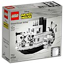 LEGO Ideas: Mickey Mouse - Steamboat Willie (21317)