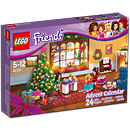 LEGO Friends: Adventskalender 2016 (41131)