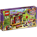 LEGO Friends: Andreas Bühne im Park (41334)