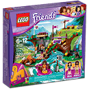 LEGO Friends: Abenteuercamp Rafting (41121)