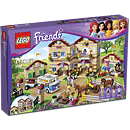 Lego Friends: Grosser Reiterhof