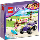 LEGO Friends: Olivias Strandbuggy (41010)