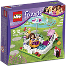 LEGO Friends: Olivias Gartenpool (41090)