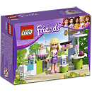 Lego Friends: Stephanies Backspaß im Garten