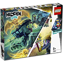 LEGO Hidden Side: Geister-Expresszug (70424)