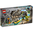LEGO Jurassic World: T.rex vs. Dino-Mech (75938)