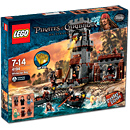 Lego Pirates of the Caribbean: Whitecap Bay