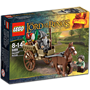 Lego Lord of the Rings: Gandalfs Ankunft