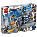 LEGO Super Heroes: Captain America - Outrider Attacke (76123)