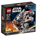 LEGO Star Wars: Millennium Falcon -Microfighters- (75193)