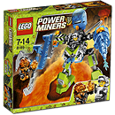 Lego Power Miners: Magmaläufer