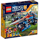 LEGO Nexo Knights: Clays Klingen-Cruiser (70315)