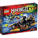 LEGO Ninjago: Cole's Donner-Bike (70733)