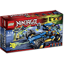 LEGO Ninjago: Jay Walker One (70731)