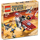 Lego Pharao's Quest: Duell in der Luft
