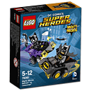 LEGO Super Heroes: Mighty Micros - Batman vs. Catwoman (76061)
