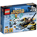 Lego Super Heroes: Arctic Batman vs. Mr. Freeze - Aquaman auf dem Eis