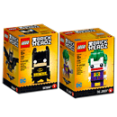 LEGO The Batman Movie: Brickheadz Batman & Joker (41585 & 41588)
