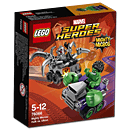 LEGO Super Heroes: Mighty Micros - Hulk vs. Ultron (76066)