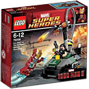 Lego Super Heroes: Iron Man vs. The Mandarin (Lego)