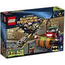 LEGO Super Heroes: Batman - Jokers Dampfroller (76013) (LEGO)