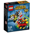 LEGO Super Heroes: Mighty Micros - Robin vs. Bane (76062)