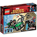Lego Super Heroes: Spider-Man - Jagd im Spider-Cycle