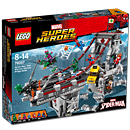 LEGO Super Heroes: Spider-Man - Ultimatives Brückenduell der Web-Warrior (76057)