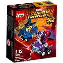 LEGO Super Heroes: Mighty Micros - Wolverine vs. Magneto (76073)