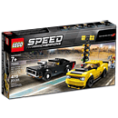 LEGO Speed Champions: 2018 Dodge Challenger SRT Demon und 1970 Dodge Charger R/T (75893)