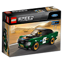 LEGO Speed Champions: Ford Mustang Fastback (75884)