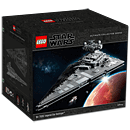 LEGO Star Wars: Imperialer Sternzerstörer - Ultimate Collector Series (75252)