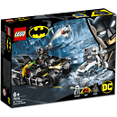 LEGO Super Heroes: Batcycle-Duell mit Mr. Freeze (76118)