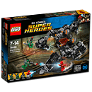 LEGO Super Heroes: Knightcrawlers Tunnel-Attacke (76086)