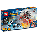 LEGO Super Heroes: Speed Force Freeze Verfolgungsjagd (76098)