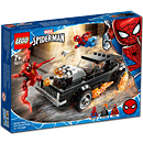 LEGO Super Heroes: Spiderman - Spider-Man und Ghost Rider vs. Carnage (76173)
