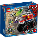 LEGO Super Heroes: Spiderman - Spider-Mans Monstertruck vs. Mysterio (76174)