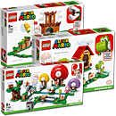 LEGO Super Mario - Black Friday Expansion Set (Bewachte Festung, Schatzsuche, Marios Haus)