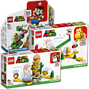 LEGO Super Mario - Black Friday Starter Set 1 (Starter, Wüsten-Pokey, Powerwippe)