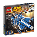 LEGO Star Wars: Anakins Custom Jedi Starfighter (75087)
