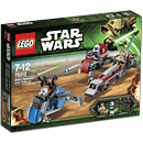 LEGO Star Wars: BARC Speeder with Sidecar