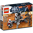 Lego Star Wars: Elite Clone Trooper & Commando Droid Battle Pack