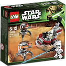 Lego Star Wars: Clone Trooper vs. Droidekas