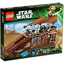 Lego Star Wars: Jabba's Sail Barge