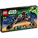 LEGO Star Wars: Jek-14's Stealth Starfighter